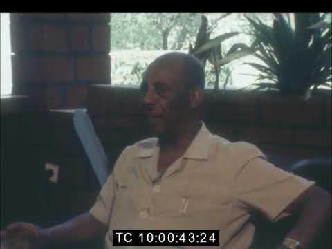 Siad Barre Interview | Somalia's President Calls For Peace With Ethiopia | June 1981