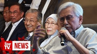 Tun Daim: Is there infighting in Pakatan Harapan?