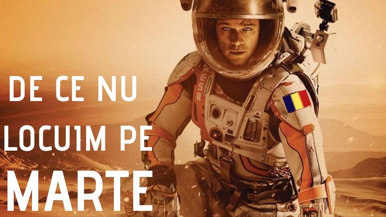 De Ce Nu Putem Locui Pe Marte? 4K