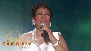 Aretha Franklin's Unforgettable Moments with Oprah | The Oprah Winfrey Show | Oprah Winfrey Network