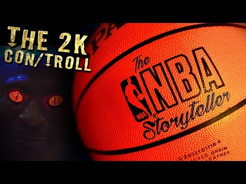 Michael Jordan The Troll & The NBA 2k Con...