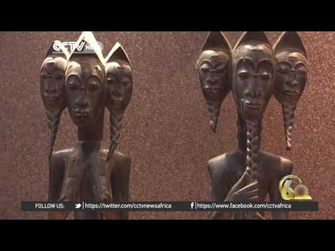 Chinese whose love for African art enhanced Sino-African cultural exchanges
