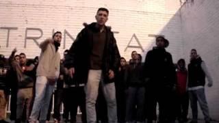Los Tres BarrioBajeros - TRV MUSIC ( VIDEOCLIP )