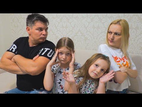 Mama s-a CERTAT cu Tata | Sofia si Sara vor sa impace parintii