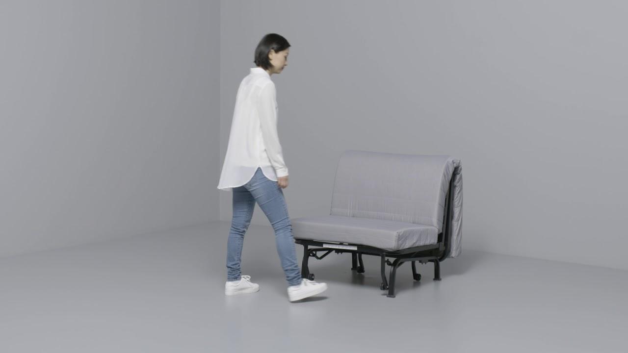 Ikea Lycksele Chauffeuse Convertible