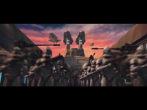 Introduction to star wars the clone wars film