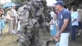 The Rock Man - The Living Fountain