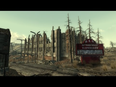 Fallout 3 : Springvale Elementary