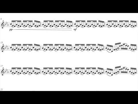 Barry Cockcroft - Melbourne Sonata for Soprano Saxophone & Piano
