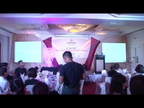 Launching Ceremony of Emperor Cruises Nha Trang in Hanoi.