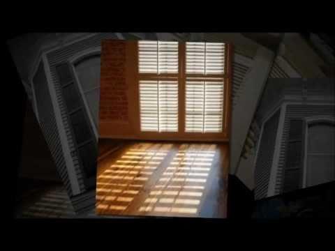 Hurricane Shutters In New Orleans Youtube