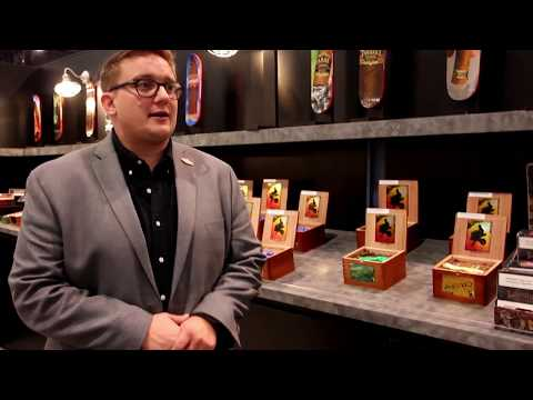 IPCPR 2017: Drew Estate's Acid Cigars