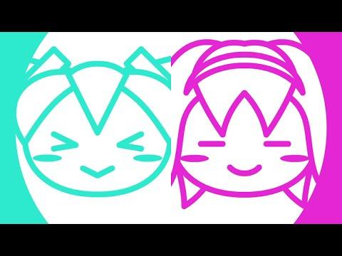 初音ミクの歌に巡音ルカが英語でラップ!『愛Dee』PV - Mitchie M