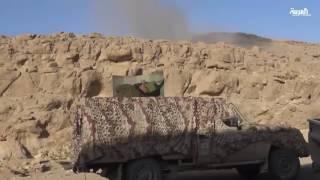 عملية برية نوعية للمقاومة الشعبية اليمينة في #صعدة