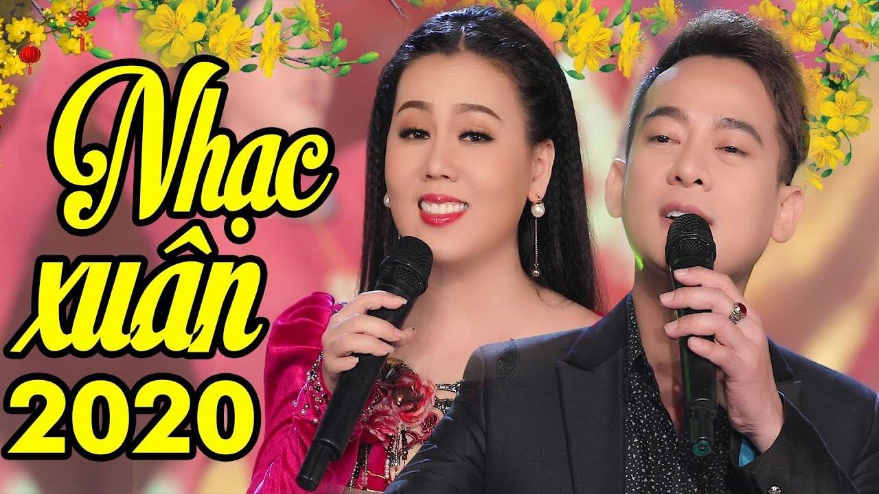 Nhạc Tết Chào Xuân Canh Tý 2020 - LK Nhạc Xuân Canh Tý - Lưu Ánh Loan Ft Đoàn Minh, Lê Sang