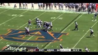 #16 Mississippi State vs Auburn 2011