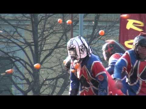 Mercenari - Ivrea - Carnevale 2013