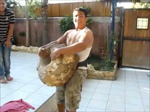 world strongest teenager in 17