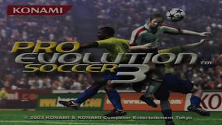 PC - Pro Evolution Soccer 3 - GamePlay