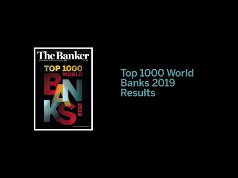 Top 1000 World Banks 2019 Results