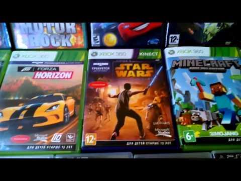 Наш магазин игр-xbox 360,psp,pc!
