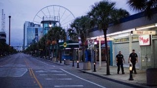 Myrtle Beach braces for Hurricane Florence