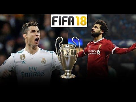 REAL X LIVERPOOL NO EI GAMES! OCTAVIO NETO E CASIMIRO JOGAM FIFA 18 NO CLIMA DA FINAL DA CHAMPIONS