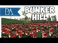 DEFENSE OF BUNKER HILL - Rise of Liberty Gameplay