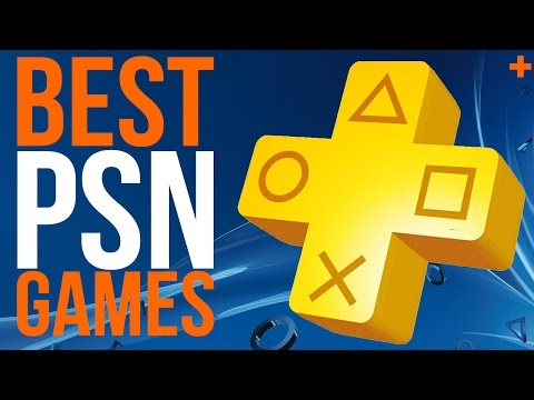 The best games on PlayStation Network (PSN)