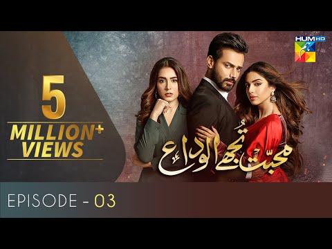 Download Mohabbat Tujhe Alvida Episode 3 | English Subtitles | HUM TV Drama 1 July 2020