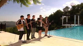 The X Factor UK 2016 Judges' Houses Yes Lad Full Clip S13E11