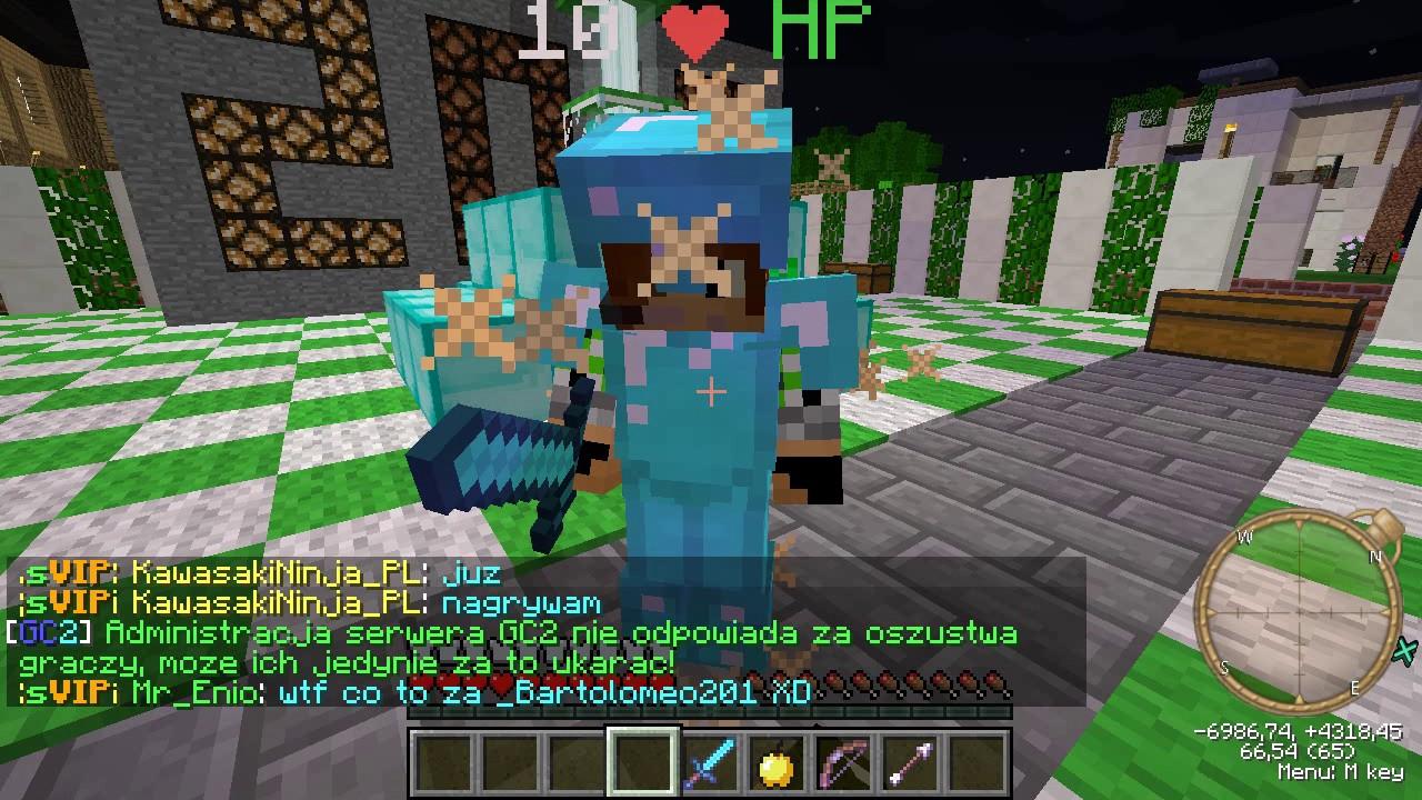 Minecraft Donejt Od TheAxirPL