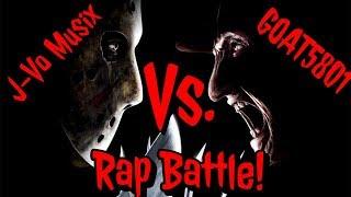 Jason Voorhees Vs. Freddy Krueger Rap Battle | By GOAT5801 & J-Vo Musix