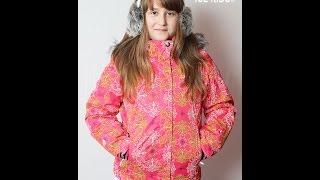 видео Яркая зима от Icepeak. Отзыв о детском зимнем костюме