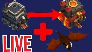 ES IST SO WEIT... RATHAUS LVL 10 !! Clash of Clans |Panda Clash