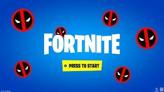 🔴 [LIVE] *NEW* FORTNITE DEADPOOL EVENT!
