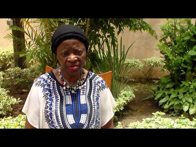 Interview de la fondatrice de GivHOPE AFrica