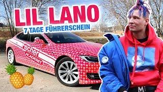 Lil Lano macht in 7 Tagen Führerschein 🍍| Fischer Academy