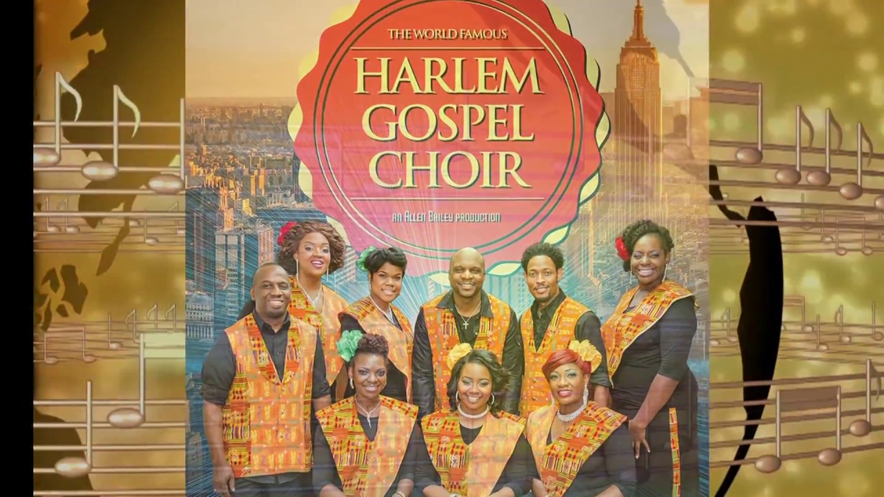 choir Harlem gospel
