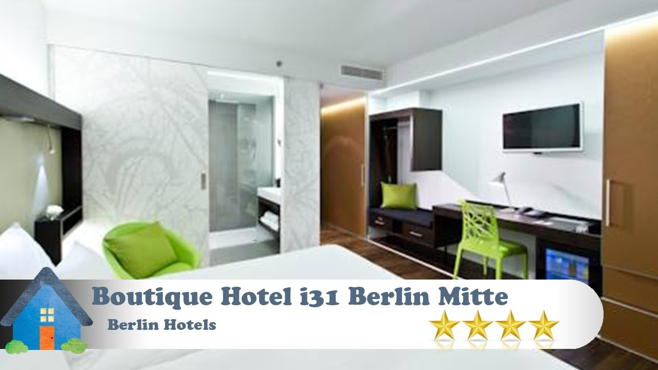 Boutique hotel i31 berlin mitte berlin hotels germany for Boutique hotel 131 berlin mitte