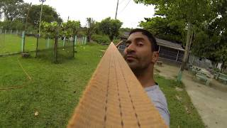 Slackline - Beginner - Learning the walk