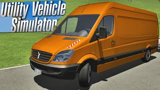 Utility Vehicles Simulator 2012 Gameplay