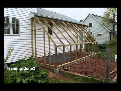 Lean To Greenhouse How To Save Money And Do It Yourself