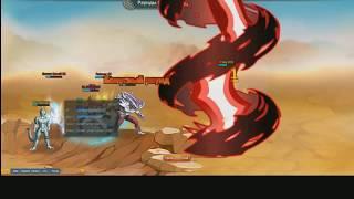 Goku GO「Dragon Ball z online」- Экстремальный вызов [Гоку СС3]