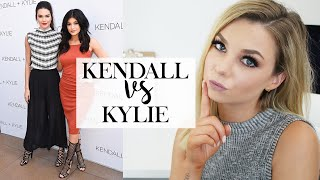KENDALL VS KYLIE JENNER - Q&A #TheAugustDaily