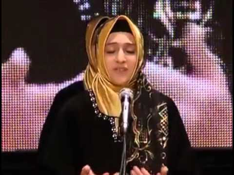 Qaseeda Burda Shareef By Arabic Sister