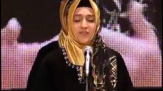 Qaseeda Burda Shareef By Arabic Sister