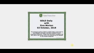 Forex Peace Army | Sive Morten Gold Daily 10.03.18