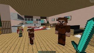 ZENGİN VE FAKİR EVİ GEZİYOR! 😍 - Minecraft Ev Modu
