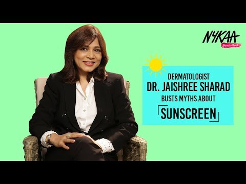Dermatologist Dr Jaishree Sharad Busts Myths About Sunscreen
